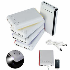 20000mAh USB Portable External Battery Charger Power Bank For Samsung Iphone