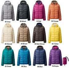 SALE! UNIQLO WOMEN Ultra Light Down Parka 5 Colors from Japan NEW