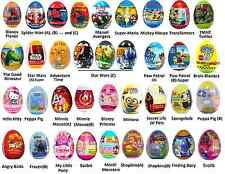 12 SURPRISE EGGS FOR £10 CARS MY LITTLE PONY ONE DIRECTION STAR WARS PEPPA PIG