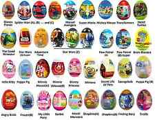 12 Sorpresa huevos por £ 10 Coches Mi Pequeño Pony 1direction Star Wars Peppa Princess