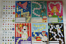 VARIOUS REWARD CARDS / CHARTS. GREAT FOR LEARNING