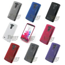 TPU Silicone Gel Case Skin Cover for LG G3 VS985 D850 D855 Dual-LTE D856