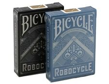 CARTE DA GIOCO BICYCLE ROBOCYCLE,poker size