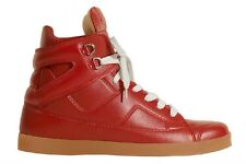 NEW MAISON MARTIN MARGIELA for H&M  HM HI-TOP RED SHOES SNEAKER US 10.5