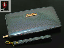 EB14sc Wristlet Purse Wallet Pouch Mobile Phone Glossy Faux Leather Case Cover
