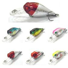 Crankbait Fishing Lures Slow Floating Tight Wobble Jerkbait Fishing C106