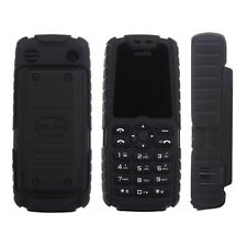 Dust/Shock/Waterproof Dual SIM GSM 5000mAh Camera Mobile Cell Phone Bar Unlocked
