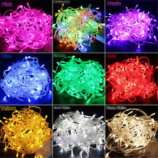 10M 100LED String Fairy Light for Festival/Outdoor/Garden/Christmas EU Plug 220V