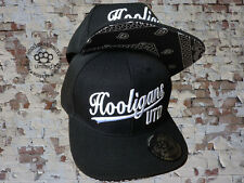 HOOLIGANS UNITED Snapback Hat Cap Casuals Football Soccer MMA Baseball Ultras UK
