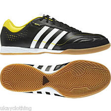 adidas 11 Nova IN Leather Trainers Mens