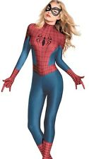 Amazing Spider-man Movie 2 SPIDERGIRL Morph Body Suit Costume girl * S, M, L *