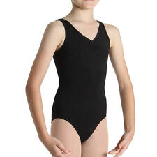 Bloch Girls  Dancewear Sleeveless Dance Leotards Scoop back New