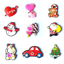 NEW Cartoon Silicone Fridge Magnet Christmas Gift Kids Baby Decor Exquisite USHG