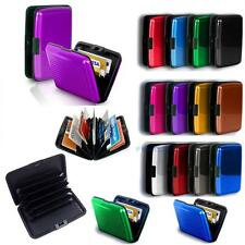 New Waterproof Business ID Credit Card Wallet Holder Aluminum Pocket Case Box KJ