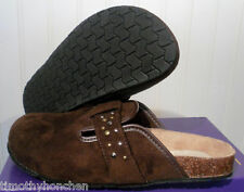 NIB Madden Girl Beaglle Womens Clogs/Mules 7 Brown MSRP$50