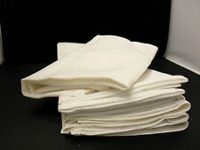 Perfect for Wedding Party White Linen Napkins, Huge Saving in every packs