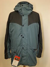 Paramo Mens Alta Waterproof Jacket Coat Elephant /Grey