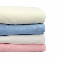 "Super Soft Stretch Terry Towel Extra Deep Fitted Sheet - 10"" Deep"