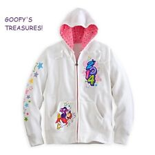Sorcerer Mickey Mouse and Friends Hoodie for Women - Walt Disney World 2014 NEW