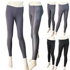 Fashion Sexy Women Stretchy Side PU Faux Leather Tights Leggings Pants Club Wear