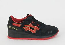 Asics Women's Gel-Lyte III Black/Black Lovers & Haters H460N.9090