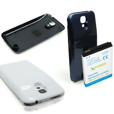 5800mAh Extended Battery For Samsung Galaxy S4 i9500 i9505 + Back Cover Case #LB