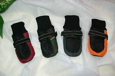 Puppy Boots Shoes for Small Dog XS S M L snow ice rain salt booties Simply Wag