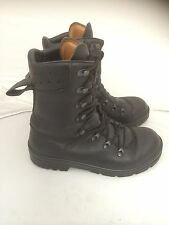 Genuine / original German army Para / paratrooper combat / assault boots