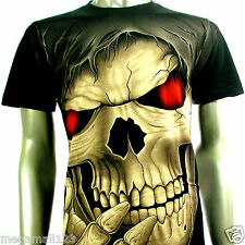 LIMITED EDITION Rock Eagle T-Shirt M L XL XXL 3XL Skull Grim Reaper Biker E50 D1