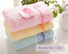 Cotton Hight Quality Cleaning Hand Towel Face Beauty Towel 34x76CM Hand Bath
