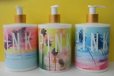 Victoria's Secret PINK LOST IN LOVE WILD IN PINK PARTY IN PARADISE BODY LOTION