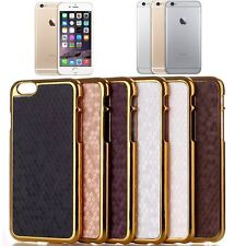 COQUE HOUSSE LUXE STYLE DIAMANT CUIR APPLE IPHONE 6 4.7 OU iPHONE 6 PLUS 5.5