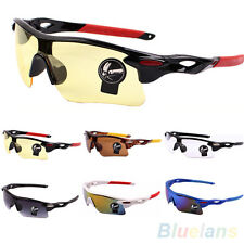 Great Cool Cycling Bicycle Bike Sports Fishing Driving Uv Protection Sunglasses