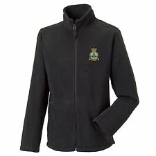 RAF Tactical Supply Wing Full Zip Fleece, Embroidered Logo