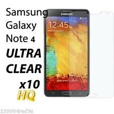 ULTRA CLEAR LCD FILM SCREEN PROTECTOR FOR SAMSUNG GALAXY NOTE 4