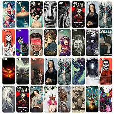 Hot Cartoon Animal & People Pattern Phone Case Cover Skin For iPhone 4 4S 5 5C