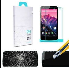 New Premium Tempered Glass Screen Protector for LG Google Nexus 5 LG D820 / D821