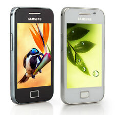 Unlocked Samsung Galaxy Ace S5830 5MP LED Flash Android Mobile phone Chic USBB