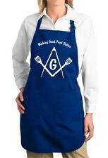 Masonic Freemason BBQ cooking apron