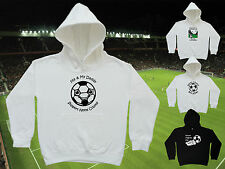 NOTTS COUNTY Football Baby/Kid's Hoodie/Hoody-Boys/Girl-Personalised Name&Number