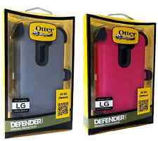 New OEM Otterbox Defender Series Case for LG G2 for Verizon - Glacier, Papaya