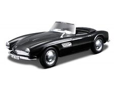 BMW 507 1957 1:32 Car Metal Model Die Cast Models Diecast Black or White