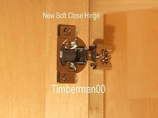 Grass 839-04 or 839-05 Up Grade Replacement Hinges With SOFT CLOSE!  In Pairs