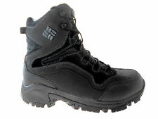 COLUMBIA LIFTOP MEN'S BLACK WATERPROOF WINTER BOOTS, #BM1525-010