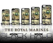 ROYAL MARINES GLOBE & LAUREL COVER/CASE FOR  APPLE IPHONE 4 TO 6 PLUS (BOOTNECK