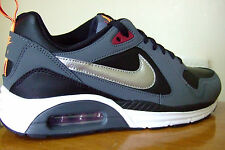 ORIGINAL MENS NIKE AIR MAX TRAX LEATHER TRAINERS UK SIZE 7 - 11        ( 0 0 2 )
