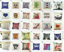 Decor Decor Throw Pillow Case Waist Cushion Cover Bed Car Home 16.5""