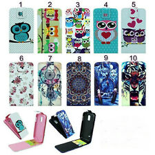 Fashionable magnet buckle updown PC+PU synthetic leather stand more mobile phone