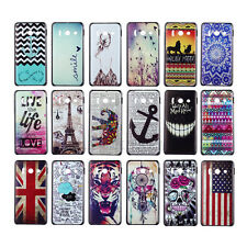 Hot Sale Plastic Paint Design Series Case Cover For Huawei Ascend Y300 / Waffa