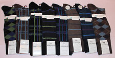 CHOICE – Perry Ellis Portfolio Tencel Blend Mens Dress Socks – FREE SHIPPING